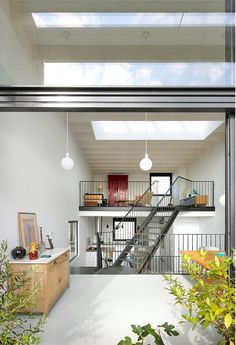 Lofthouse in Amsterdam / Marc Koehler Architects