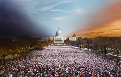Stephen Wilkes; http://off-the-wall-b.tumblr.com/ #washington #night #wilkes #day #and #stephen