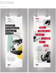 KORP. Festival de Danza Experimental - Parte ll on Behance #design #graphic #collage
