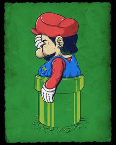Game Over - Alex Solis #alex #mario #funny #solis