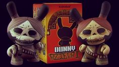 http://www.oscarmar.com/index.php?/work/other/# #robot #oscar #kid #2 #adelita #dunny #azteca #mar