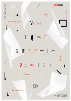 poster, interesting, graphic design, graphic, design, orange, black
