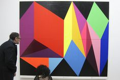 Andrew Kuo   PICDIT #design #color #geometric #painting #art #artist