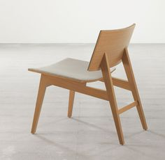 Wood III by Henrik Sørig #chair #minimalist
