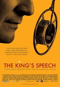 The King's Speech Poster - Internet Movie Poster Awards Gallery #kings #speech #the #poster #film