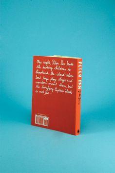 Jean Jullien's online portfolio: Peter Pan / Bench.li #book