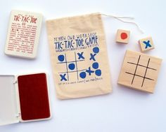 Design*Sponge » Blog Archive » tic-tac-toe stamp set