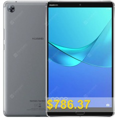 Huawei #M5 #Pro #4G #Phablet #4GB #RAM #64GB #ROM #- #GRAY