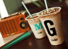 Cielito Querido Café #mexico #brand #querido #cielito #package #typography