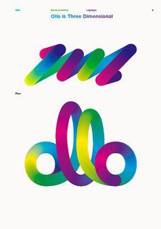 Ollo | Bibliothèque Design #identity #branding