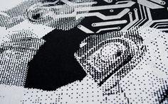 Human Machine on Behance #daft #punk #nerve #danielcantor