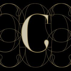 C hand lettering #type #handlettering #a-z #pattern