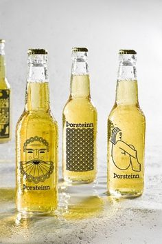 Thorsteinn Beer Brand on the Behance Network #beer #branding #packaging #hlynur #iceland #inglfsson