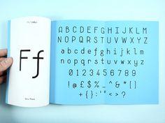 Neal Fletcher — Portfolio #specimen #designer #design #bino #mono #fletcher #type #neal #typography