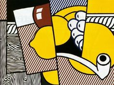 roy-lichtenstein-12-126m7pn.jpg 500×372 pixels #print #art #pop #colours