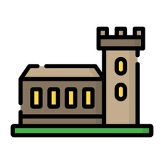 See more icon inspiration related to dublin castle, dublin, architecture and city, fortress, landmark and medieval on Flaticon.