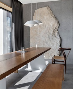 Less is More in This Minimalist Home