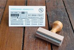 FPO: W/S Stationery Suite #stamp #business #stationary #card #print #letterpress #identity