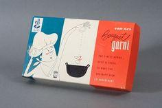 Van Rex Bouquet Garni Packaging