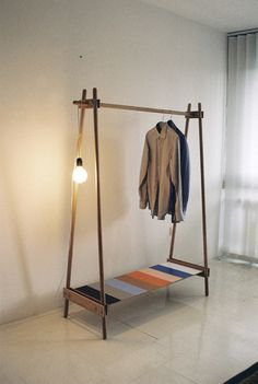 KSILOFON CLOTHING RACK, 2010 Ana kraš #product