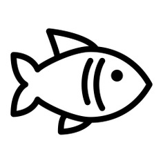 See more icon inspiration related to fish, food, meat, animal, supermarket, fishes, foods, food and restaurant and meats on Flaticon.