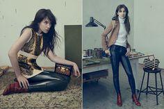 Charlotte Gainsbourg égérie Louis Vuitton #charlotte #direction #louis #gainsbourg #art #vuitton