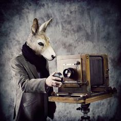 My Heart is an Animal: Surreal Photography by Katarzyna and Marcin Owczarek