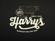 Harrys New York, work in progress.. on Behance alexramonmas Studio