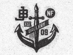 Logos / #logo #vintage #navy