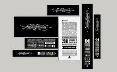 Ajándék Terminal identity « Kiss Miklos #design #graphic #branding #typography
