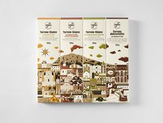 Sabadì – I Torroni Italian packaging design