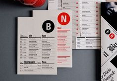 Nikolaj Kledzik – Art Direction & Graphic Design – Buco Nero – Visual Identity