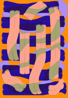 Cyanne van den Houten #illustration