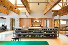 Kinosaki Residence by PUDDLE - #kitchen