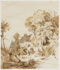 SCHUSTER, RUDOLF HEINRICH 1848 Markneukirchen i. V. - 1902 ibid.