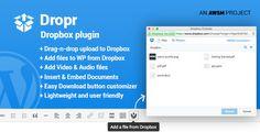 Dropbox WordPress Plugin