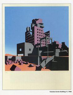 Arata Isozaki. Arts and Architecture 1985