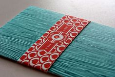 FFFFOUND! | design work life » Kate Holgate: Jaime and Anthony Wedding Invitations #invitation