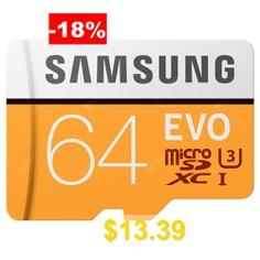 Original #SAMSUNG #EVO #Memory #Card #64GB #U3 #4K #Class10 #Micro #SD #Card #32GB #microSD #UHS-I #TF #Card #128GB