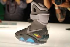 Nike MAG Officially Unveiled | NiceKicks.com #mag #the #nike #back #future #to