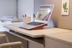 Media Laptop Stand #tech #flow #gadget #gift #ideas #cool