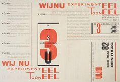 Piet Zwart #typography