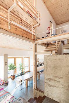 Self-Made House Near Milano