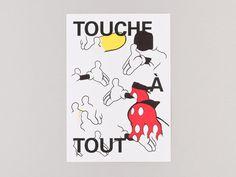 ATLAS, studio for graphic design, Zurich/Switzerland #mickey #poster