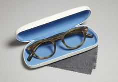 Warby Parker Packaging, designed by High Tide NYC #creative #packaging #design #warby #parker #nyc #tide #high #package