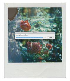 Graphic Designer Inserts Error Messages Into Human Experiences   DesignTAXI.com