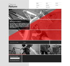 Glance Reform by Joost Huver #joost #reform #glance #design #huver #interface #webdesign #web