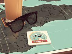 Beermat #hughes #jack