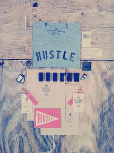 Neuarmy Surplus Limited Issue T shirt #packaging #print #branding