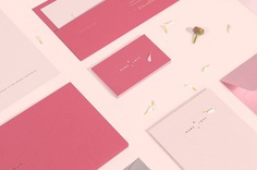 Name of Love was born out of a desire to bring more beauty to the bridesmaid experience. An innovative online store and platform for wedding planning, the website allows brides and bridesmaids to create and participate in online showrooms. Its visual identity, designed byLotta Nieminen, is a contemporary interpretation of the bridal theme. For more info and more of the most beautiful designs visit mindsparklemag.com